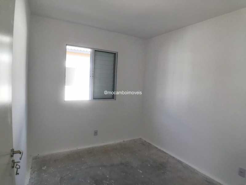 Quarto - Casa em Condomínio 2 quartos à venda Itatiba,SP - R$ 190.000 - FCCN20043 - 7