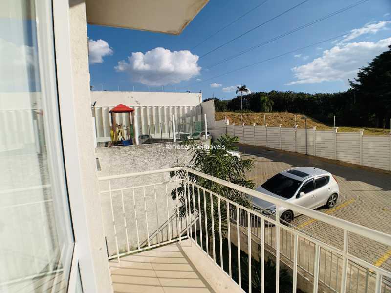 Varanda - Apartamento 2 quartos à venda Itatiba,SP - R$ 240.000 - FCAP21290 - 9