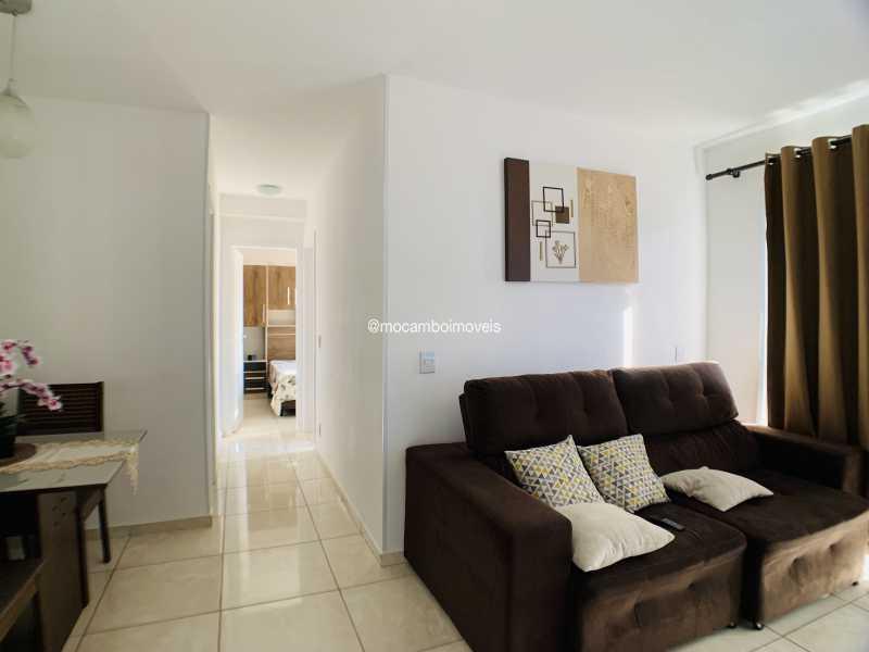 Salas - Apartamento 2 quartos à venda Itatiba,SP - R$ 240.000 - FCAP21290 - 5