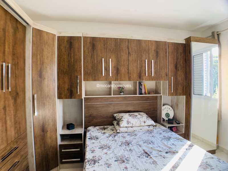 Dormitório  - Apartamento 2 quartos à venda Itatiba,SP - R$ 240.000 - FCAP21290 - 8