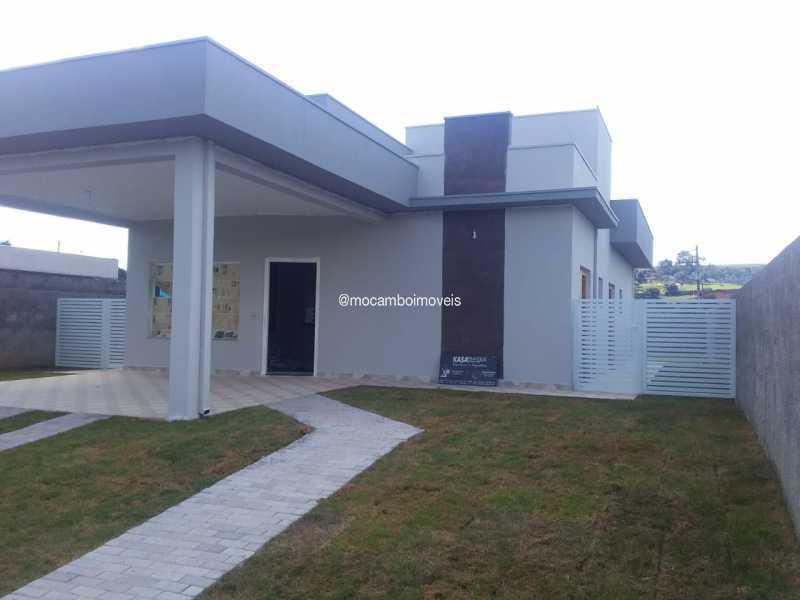 Fachada  - Casa em Condomínio 3 quartos à venda Itatiba,SP - R$ 695.000 - FCCN30542 - 1