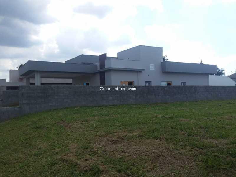 Fachada  - Casa em Condomínio 3 quartos à venda Itatiba,SP - R$ 695.000 - FCCN30542 - 3