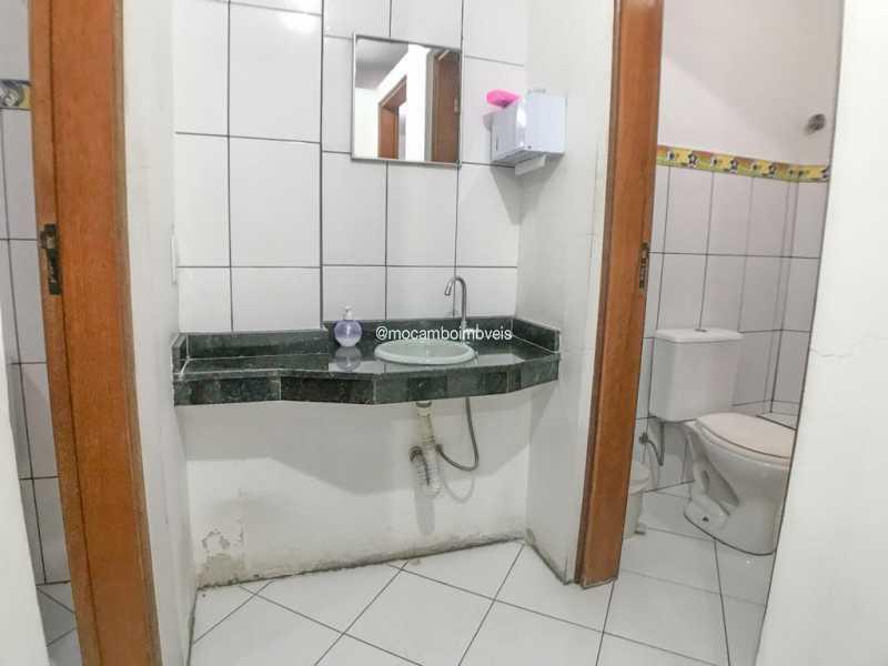 Lavabo - Prédio 150m² à venda Itatiba,SP Centro - R$ 680.000 - FCPR00021 - 12