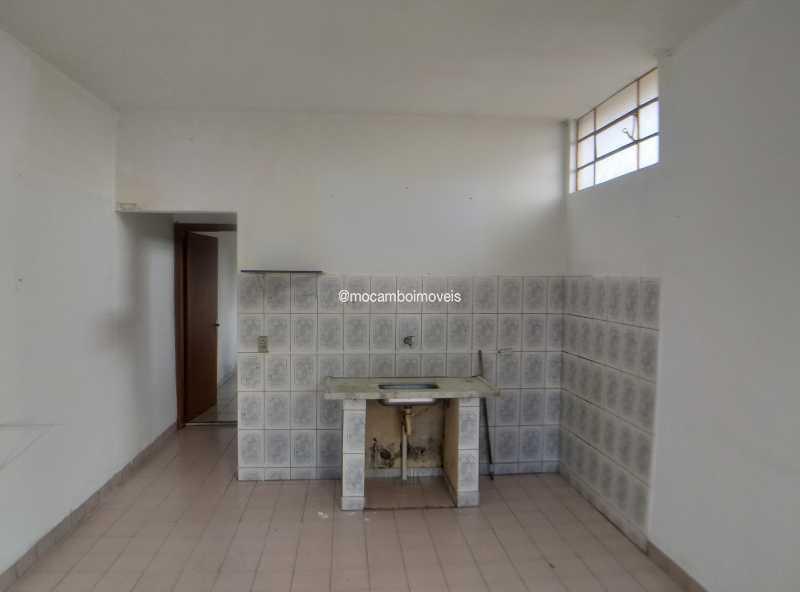 Sala/Cozinha - Casa 1 quarto para alugar Itatiba,SP - R$ 650 - FCCA10321 - 4