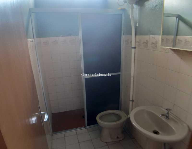 Banheiro Social - Casa 1 quarto para alugar Itatiba,SP - R$ 650 - FCCA10321 - 5