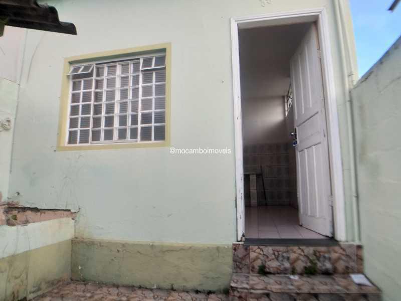 Fachada - Casa 1 quarto para alugar Itatiba,SP - R$ 650 - FCCA10321 - 1
