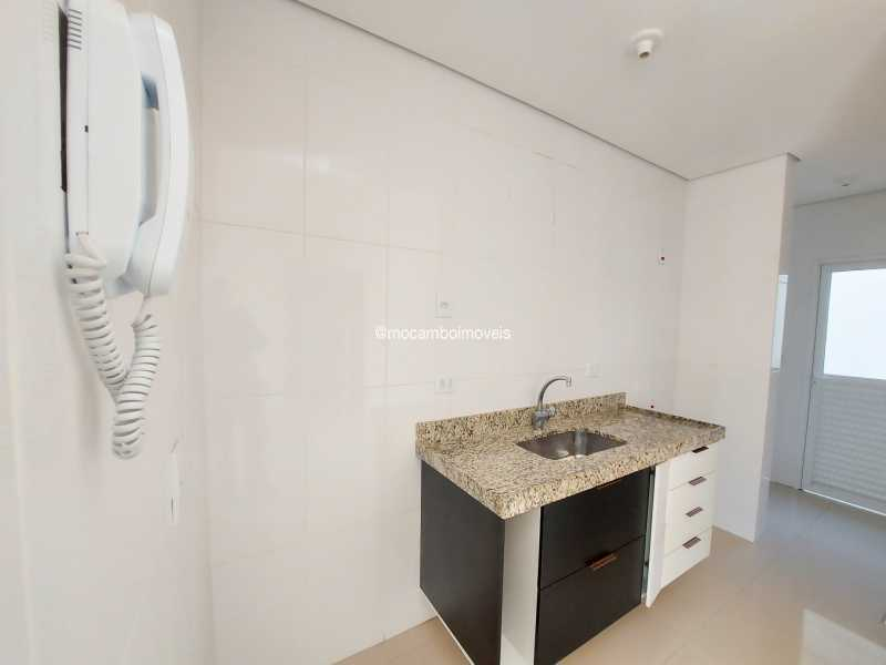 Cozinha  - Apartamento 3 quartos para alugar Itatiba,SP - R$ 1.400 - FCAP30617 - 3