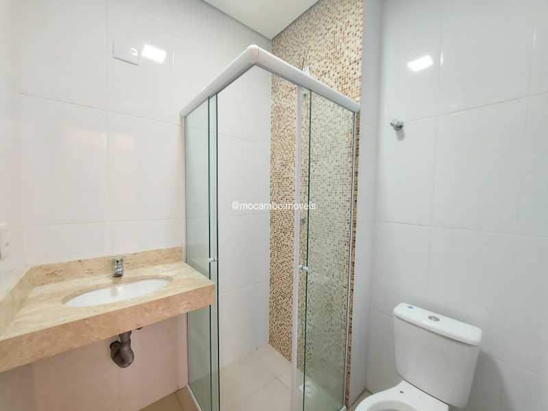 Banheiro - Apartamento 3 quartos para alugar Itatiba,SP - R$ 1.400 - FCAP30617 - 7