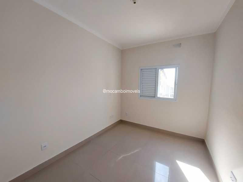Dormitório 02 - Apartamento 3 quartos para alugar Itatiba,SP - R$ 1.400 - FCAP30617 - 5