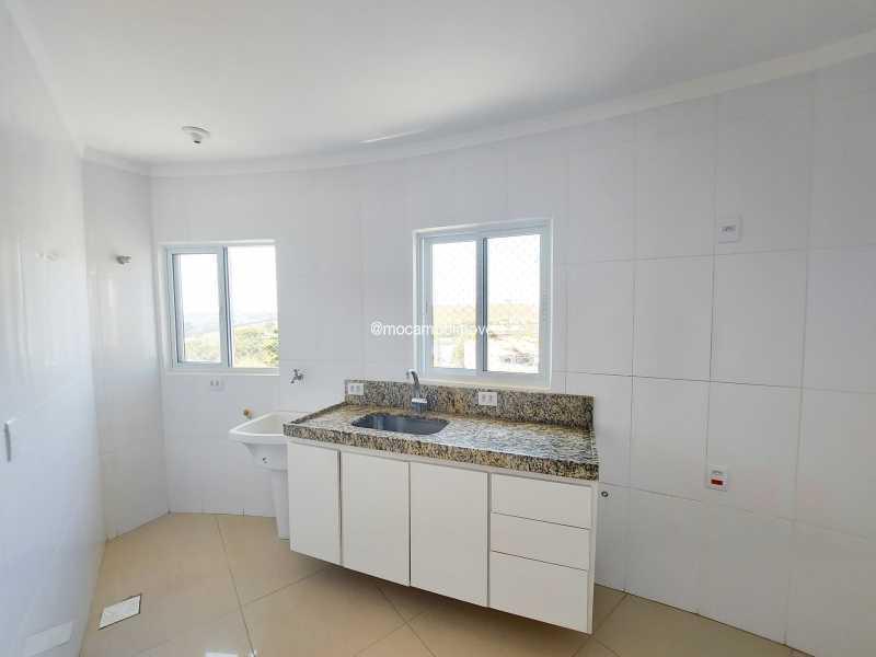 Cozinha  - Apartamento 3 quartos para alugar Itatiba,SP - R$ 1.300 - FCAP30619 - 3
