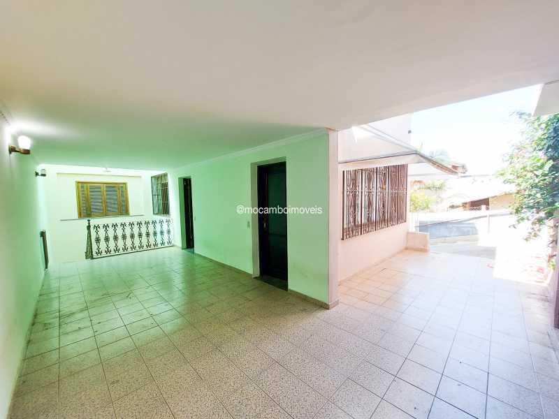 Garagem  - Casa 6 quartos para alugar Itatiba,SP - R$ 3.000 - FCCA60008 - 19