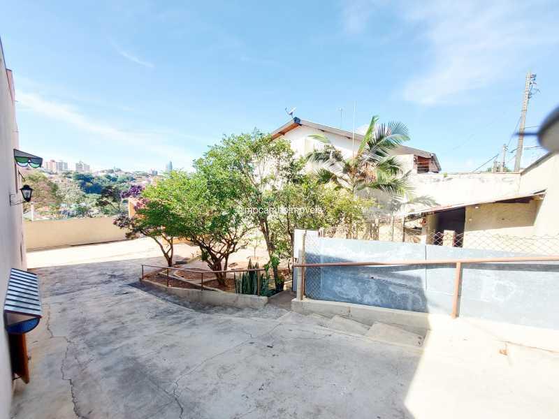 Area externa  - Casa 6 quartos para alugar Itatiba,SP - R$ 3.000 - FCCA60008 - 21