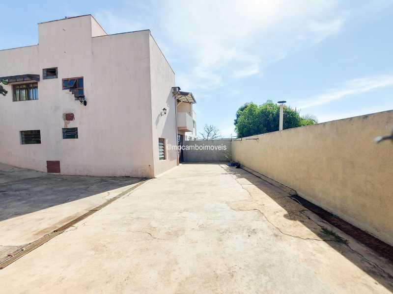 Área Externa  - Casa 6 quartos para alugar Itatiba,SP - R$ 3.000 - FCCA60008 - 22