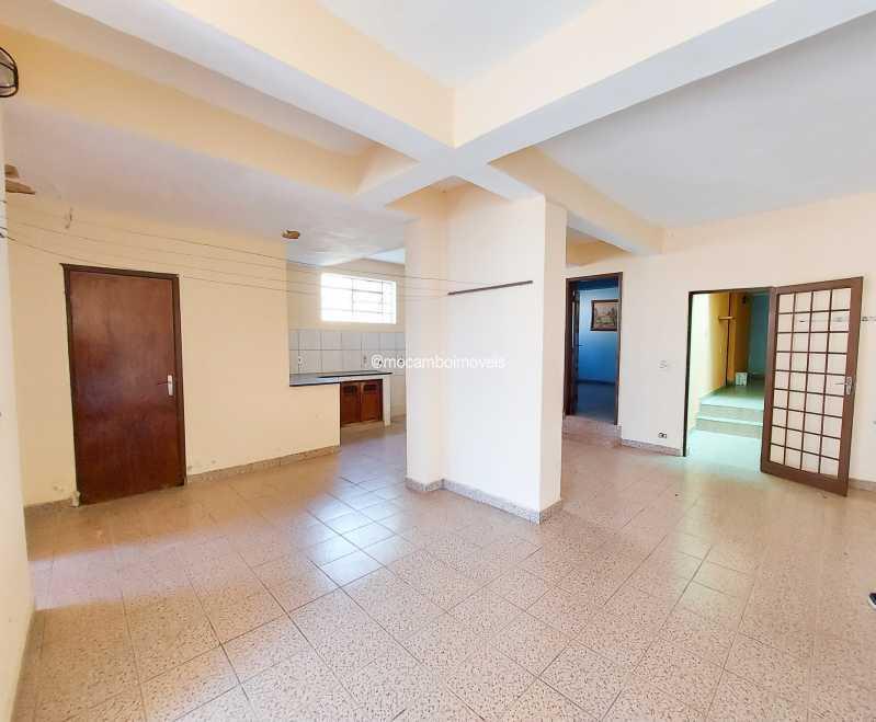Sala e cozinha Pav. inferior  - Casa 6 quartos para alugar Itatiba,SP - R$ 3.000 - FCCA60008 - 12