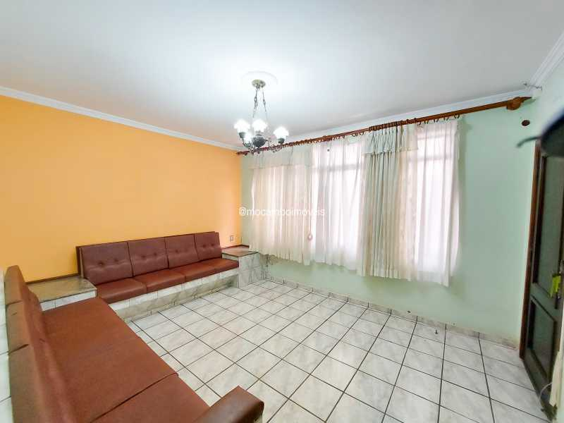 Sala  - Casa 6 quartos para alugar Itatiba,SP - R$ 3.000 - FCCA60008 - 3