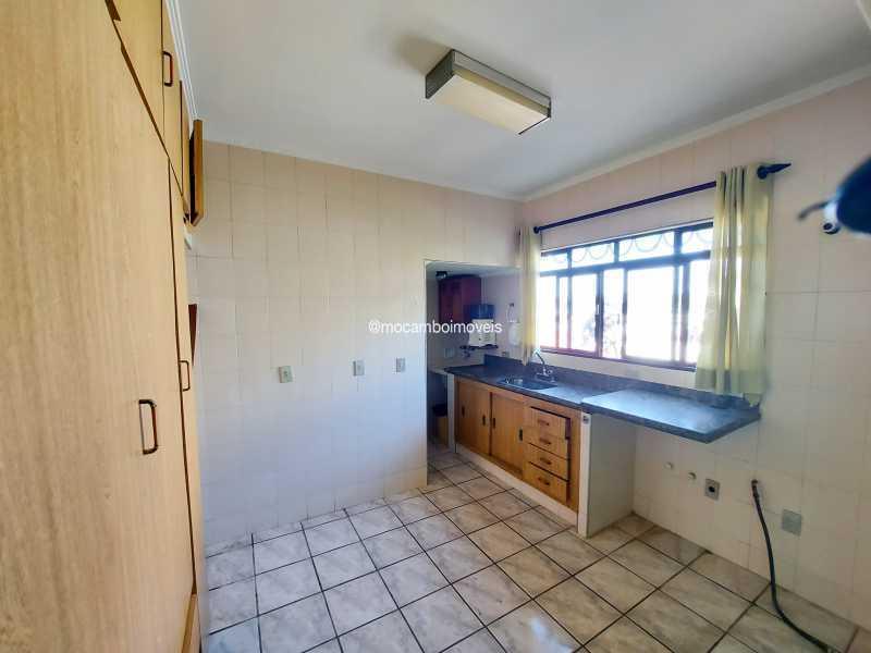 Cozinha  - Casa 6 quartos para alugar Itatiba,SP - R$ 3.000 - FCCA60008 - 1