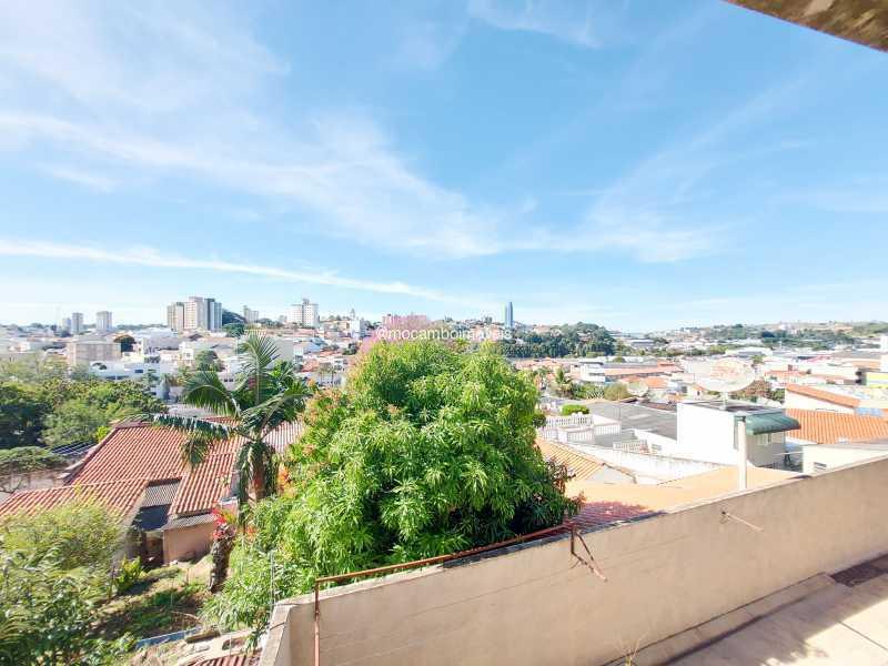 Varanda  - Casa 6 quartos para alugar Itatiba,SP - R$ 3.000 - FCCA60008 - 10