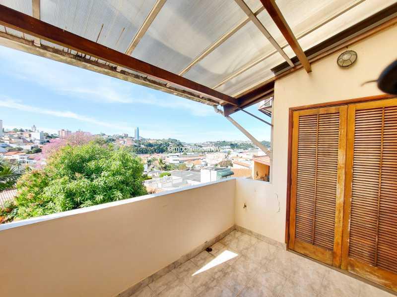 Varanda  - Casa 6 quartos para alugar Itatiba,SP - R$ 3.000 - FCCA60008 - 9