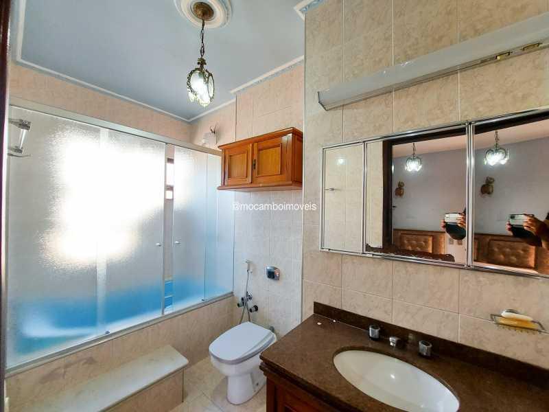 Banheiro Suíte  - Casa 6 quartos para alugar Itatiba,SP - R$ 3.000 - FCCA60008 - 5
