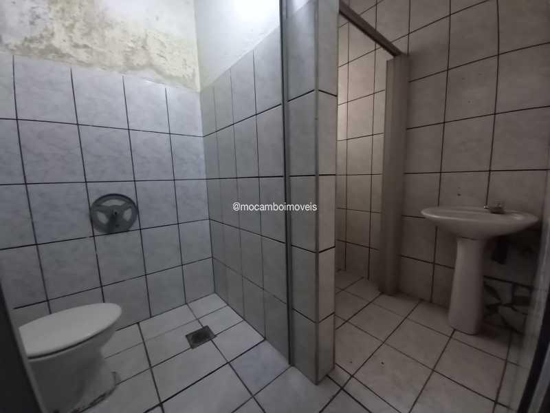 Banheiro Social - Salão para alugar Itatiba,SP Jardim da Luz - R$ 8.000 - FCSG00002 - 7