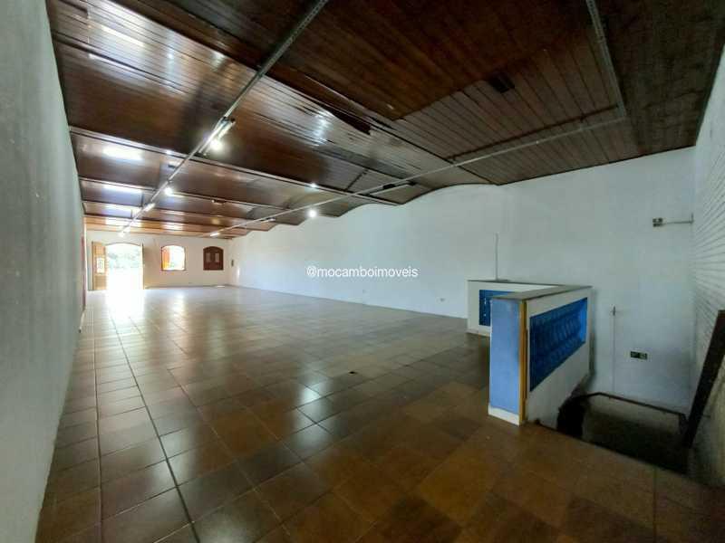 Salão superior - Salão para alugar Itatiba,SP Jardim da Luz - R$ 8.000 - FCSG00002 - 8