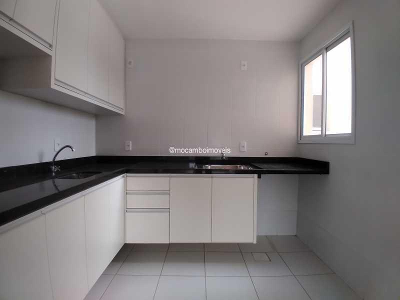 Cozinha - Apartamento 2 quartos para alugar Itatiba,SP - R$ 1.200 - FCAP21292 - 5