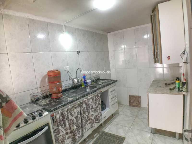 Cozinha - Casa 3 quartos à venda Itatiba,SP - R$ 450.000 - FCCA31488 - 6