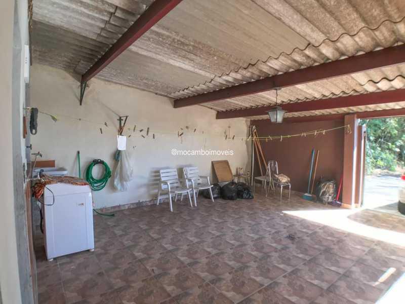 Garagem - Casa 3 quartos à venda Itatiba,SP - R$ 450.000 - FCCA31488 - 12
