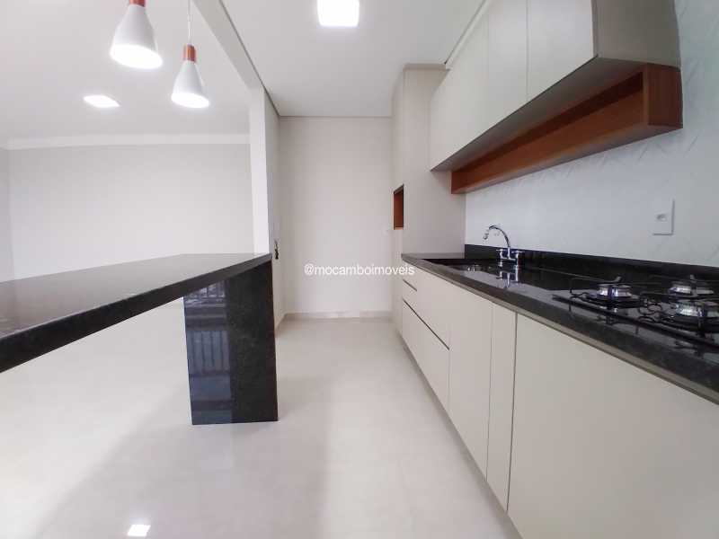Cozinha - Apartamento 3 quartos para alugar Itatiba,SP - R$ 3.000 - FCAP30620 - 5