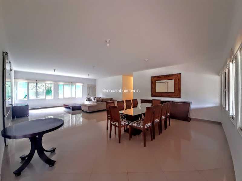 Sala - Casa em Condomínio 4 quartos à venda Itatiba,SP - R$ 2.700.000 - FCCN40186 - 3