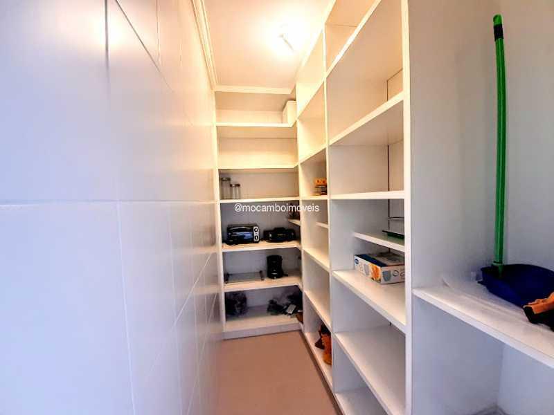 Despensa - Casa em Condomínio 4 quartos à venda Itatiba,SP - R$ 2.700.000 - FCCN40186 - 7