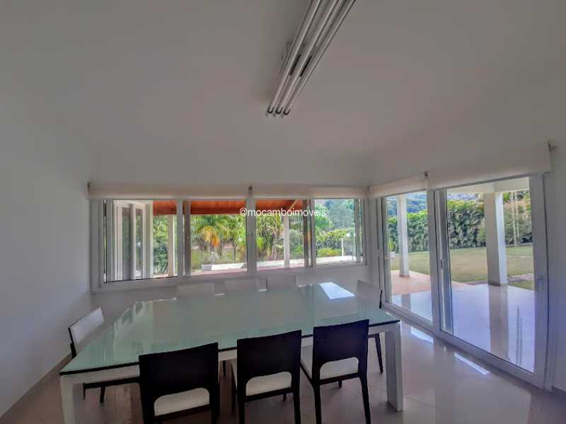 Sala de Jantar  - Casa em Condomínio 4 quartos à venda Itatiba,SP - R$ 2.700.000 - FCCN40186 - 1