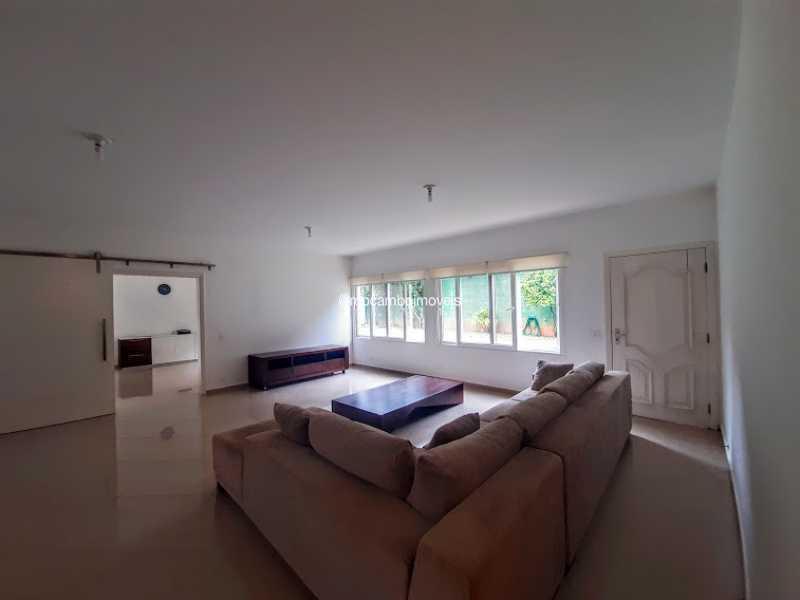 Sala de TV  - Casa em Condomínio 4 quartos à venda Itatiba,SP - R$ 2.700.000 - FCCN40186 - 4