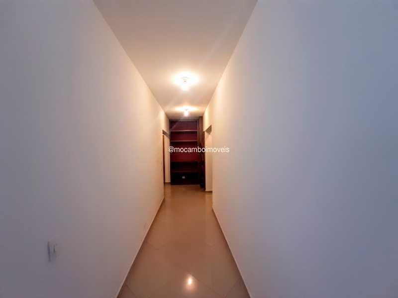 Acesso aos dormitórios  - Casa em Condomínio 4 quartos à venda Itatiba,SP - R$ 2.700.000 - FCCN40186 - 9