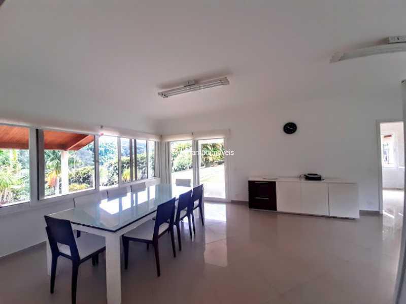 Sala Jantar - Casa em Condomínio 4 quartos à venda Itatiba,SP - R$ 2.700.000 - FCCN40186 - 5