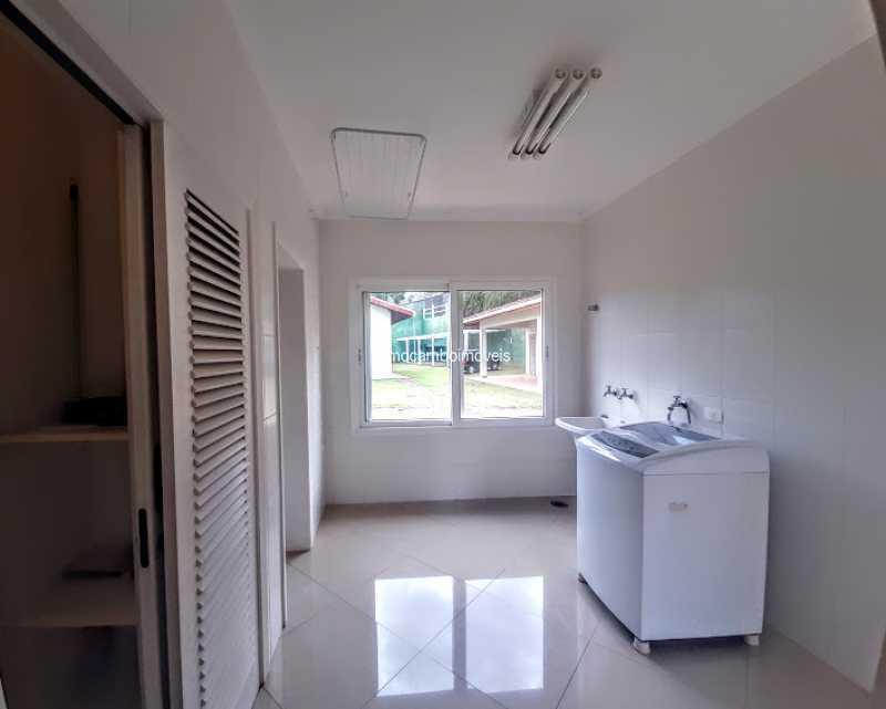 Lavanderia  - Casa em Condomínio 4 quartos à venda Itatiba,SP - R$ 2.700.000 - FCCN40186 - 8