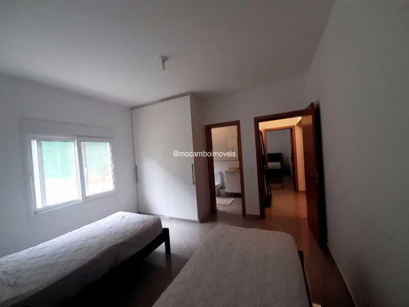 Suíte  - Casa em Condomínio 4 quartos à venda Itatiba,SP - R$ 2.700.000 - FCCN40186 - 11
