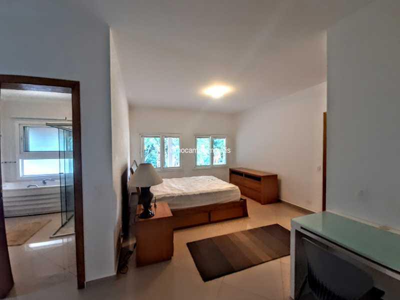 Suíte Casal  - Casa em Condomínio 4 quartos à venda Itatiba,SP - R$ 2.700.000 - FCCN40186 - 12