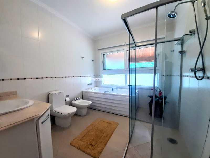 Suíte  - Casa em Condomínio 4 quartos à venda Itatiba,SP - R$ 2.700.000 - FCCN40186 - 13