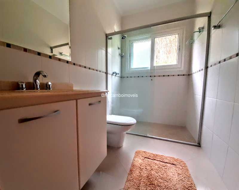 Banheiro Social - Casa em Condomínio 4 quartos à venda Itatiba,SP - R$ 2.700.000 - FCCN40186 - 14
