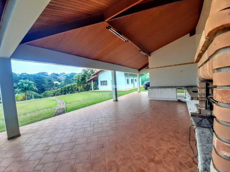 Churrasqueira - Casa em Condomínio 4 quartos à venda Itatiba,SP - R$ 2.700.000 - FCCN40186 - 16