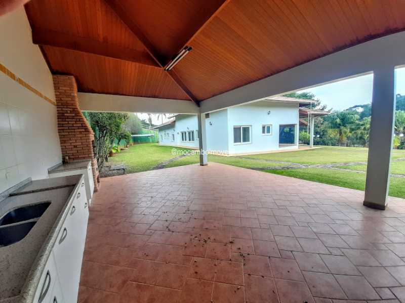 Churrasqueira - Casa em Condomínio 4 quartos à venda Itatiba,SP - R$ 2.700.000 - FCCN40186 - 17