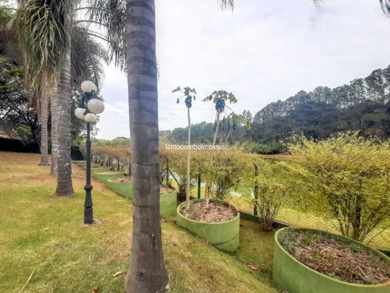Área externa - Casa em Condomínio 4 quartos à venda Itatiba,SP - R$ 2.700.000 - FCCN40186 - 23