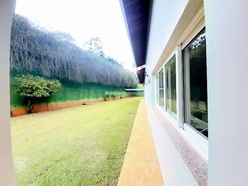 Lateral Externa - Casa em Condomínio 4 quartos à venda Itatiba,SP - R$ 2.700.000 - FCCN40186 - 19