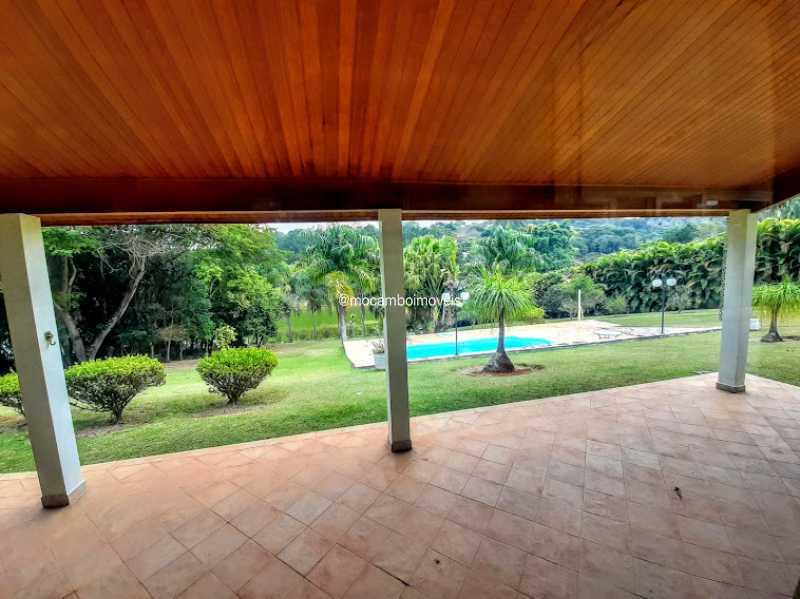 Varanda  - Casa em Condomínio 4 quartos à venda Itatiba,SP - R$ 2.700.000 - FCCN40186 - 27