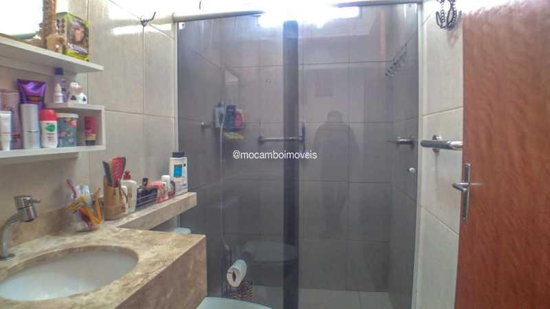 Banheiro Social - Casa 2 quartos à venda Itatiba,SP - R$ 299.000 - FCCA21499 - 11