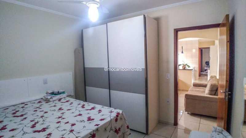 Dormitório - Casa 2 quartos à venda Itatiba,SP - R$ 299.000 - FCCA21499 - 6