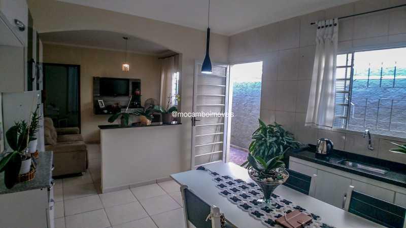Cozinha Americana - Casa 2 quartos à venda Itatiba,SP - R$ 299.000 - FCCA21499 - 4
