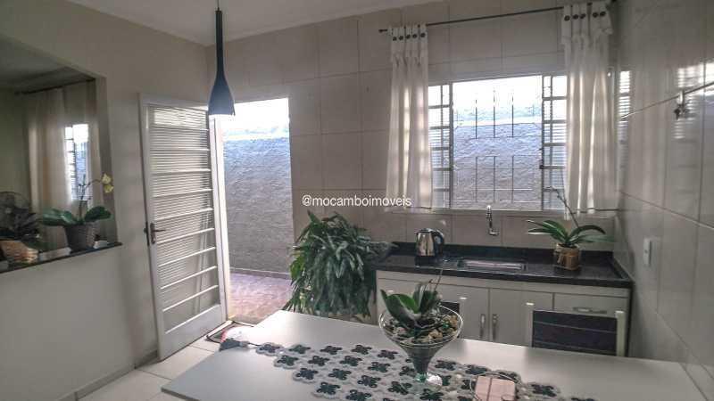 Cozinha Americana - Casa 2 quartos à venda Itatiba,SP - R$ 299.000 - FCCA21499 - 5