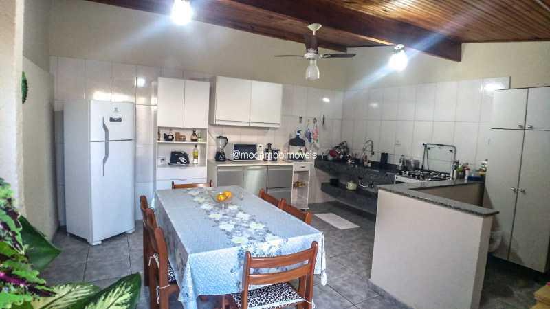 Área Gourmet e Lavanderia - Casa 2 quartos à venda Itatiba,SP - R$ 299.000 - FCCA21499 - 18